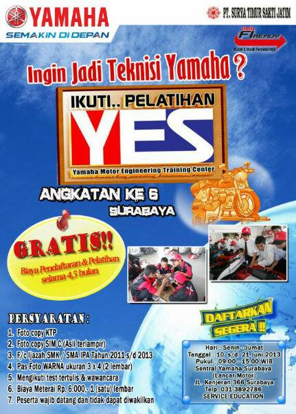 YES Angkatan 6 Sby