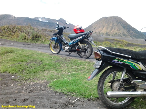 Jupie n Tornado in bromo