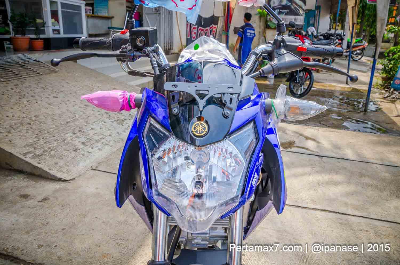 Headlamp Dan Cover Engine New Vixion Advance Adalah Target