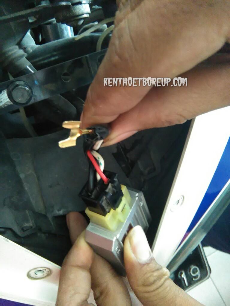 Tips Darurat Pasang Kiprok New Vixion Lightning Nvl Di Yzf R15 Kenthoet Bore Up